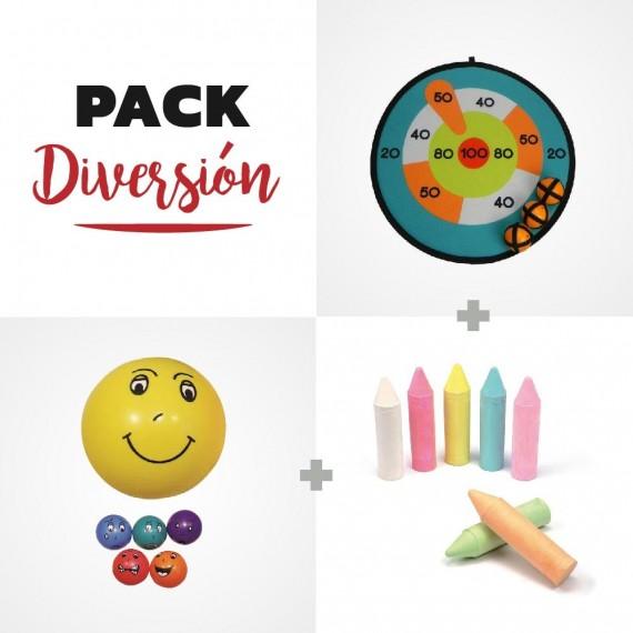 Pack Diversión