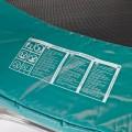 Cojín de protección cama elástica Ovalie 490