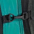 Cierre de la red de protección de la cama elástica Ovalie 490