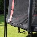Cama elástica Booster 430 con red de protección