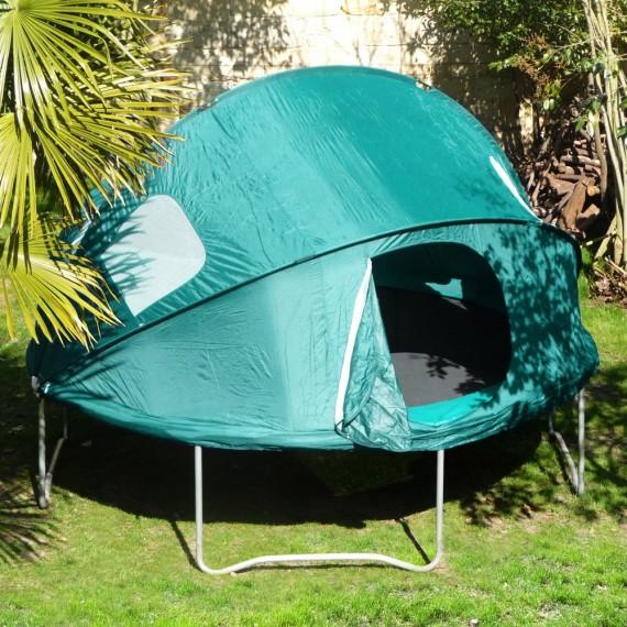 Tienda iglú para cama elástica 360