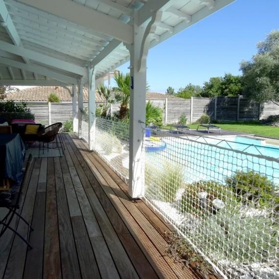 Barandilla para terrazas y balcones