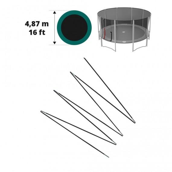 Arc en fibre de verre pour filet Jump'Up Ø 487