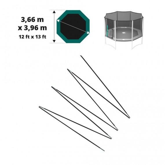Arc en fibre de verre pour filet Waouuh 390