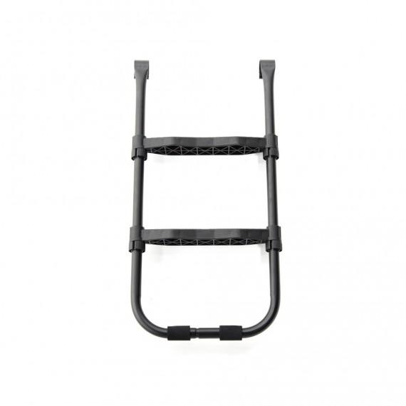 Maxi Pack Cama elástica Jump'Up 300 con Red + Escalera + Kit de fijación + Funda