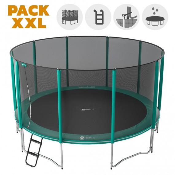 Cama elástica Jump'Up 460 - Pack XXL
