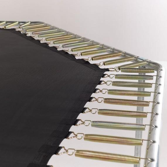 Tela de salto para cama elástica Waouuh 390 para 96 muelles 230 mm