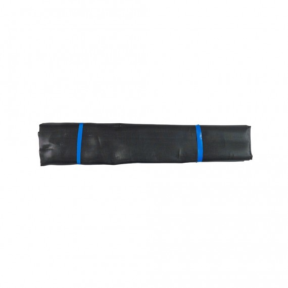 Tela de salto para cama elástica Waouuh 460 para 112 muelles plateados 230 mm