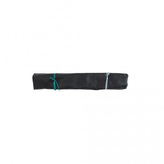 Tela de salto para cama elástica Waouuh 390 para 96 muelles plateados 230mm