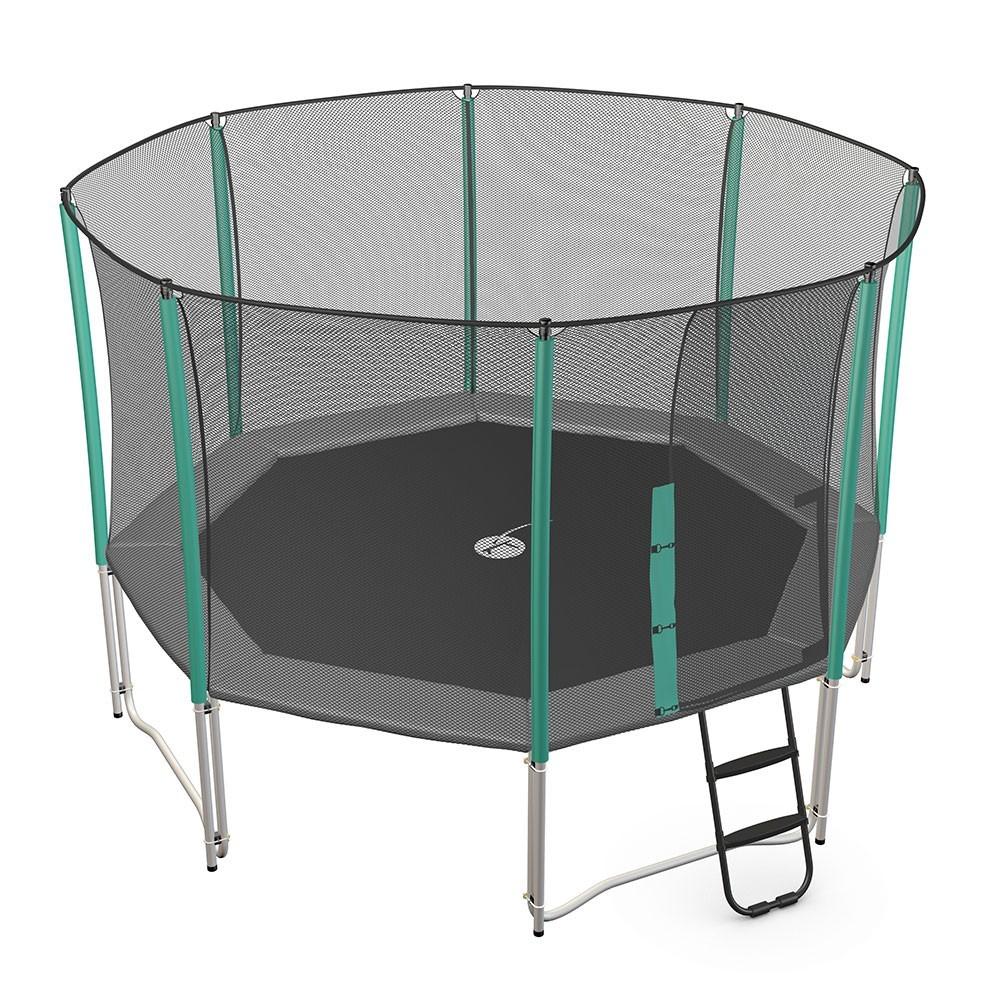 Red de protecci n para cama el stica octogonal waouuh 460 for Redes de proteccion