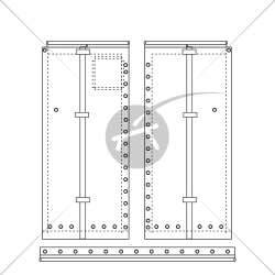 #Display#Vista inferior