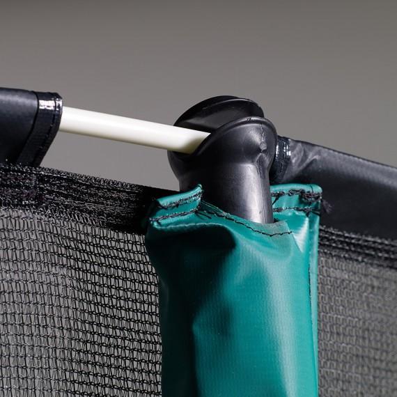 Red de protección completa para cama elástica 460