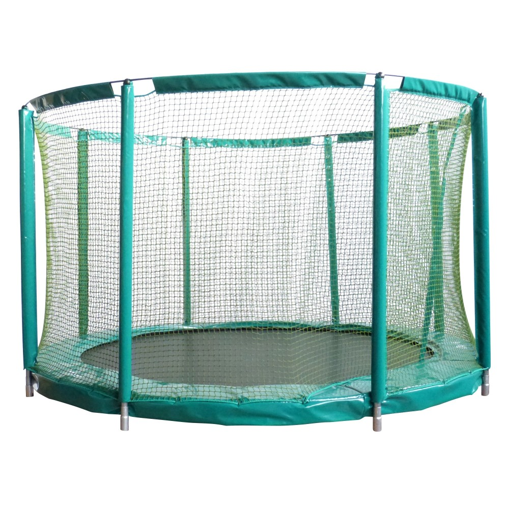 Red de protecci n para cama el stica enterrada jump in for Redes de proteccion