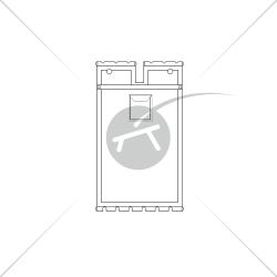 Trampolín para KL 10.5 (1 pieza)