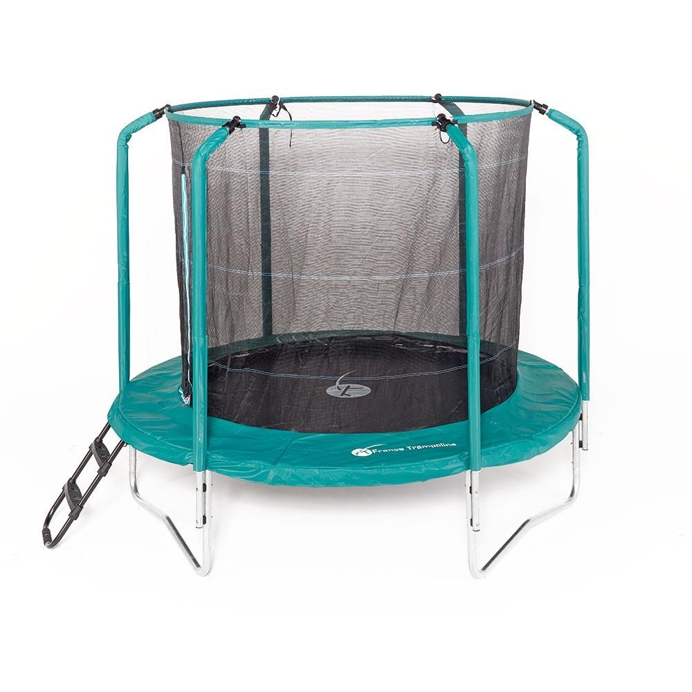 cama el stica con red de protecci n oxygen 180 para ni os