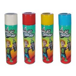 Lote de 4 sprays cera de colores
