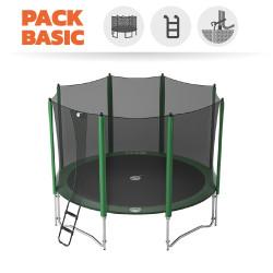 Pack básico Access 390 con red + escalera + kit de anclaje