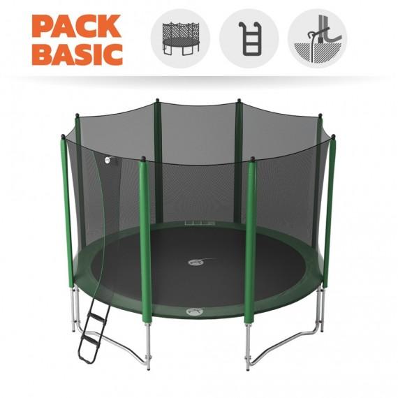 Pack Básico Access 430 con red + escalera + kit de anclaje
