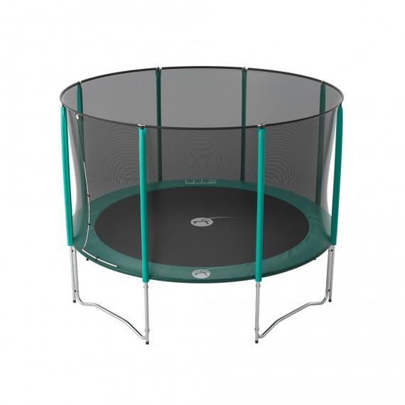 Cama elástica Jump'Up 360 con red de protección