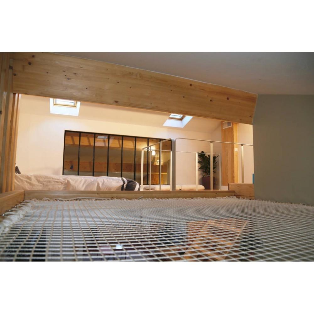 Redes para interior de viviendas for Vivienda interior