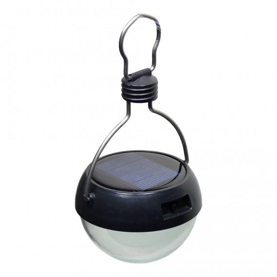 Lampe solaire pour trampoline