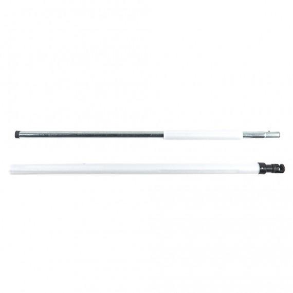 Poste completo Ø38mm para red con arcos en fibra de vidrio para Ovalie 490
