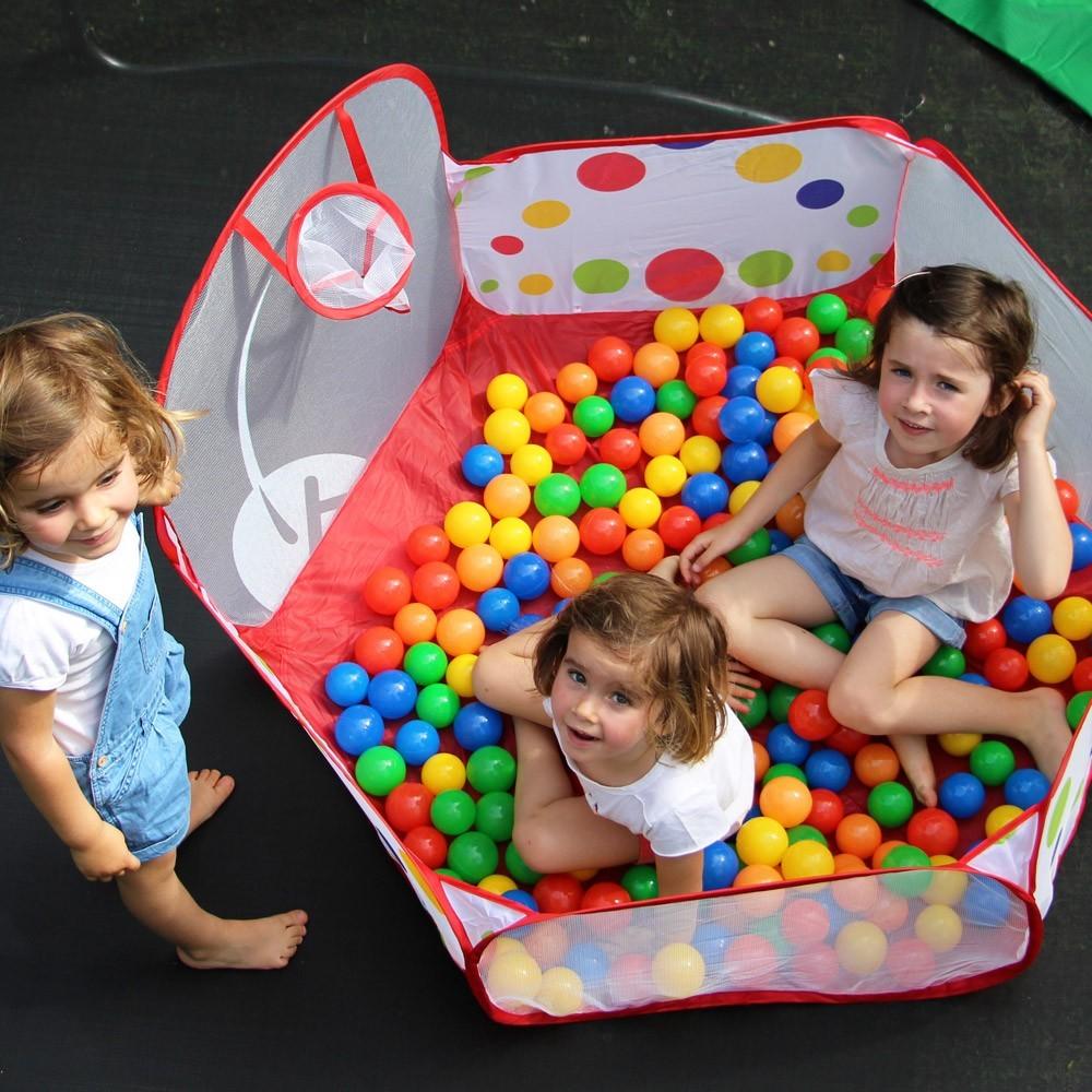 Piscina de bolas ni os 200 bolas - Piscina de bolas para bebes ...
