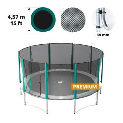Red de protección para cama elástica 460