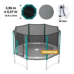 Red de protección para cama elástica Waouuh 430