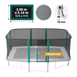 Red de protección para cama elástica Apollo Sport 500