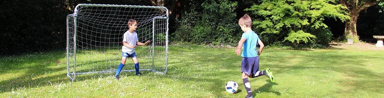 Porterías de fútbol & tchoukball
