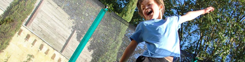 Camas elasticas infantiles