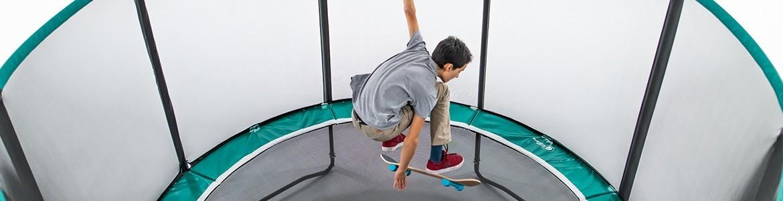Camas elasticas 4m