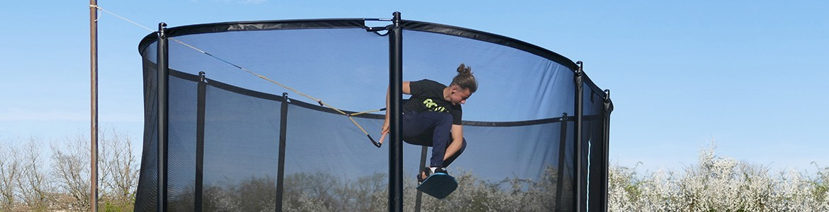 Trampolines Sports