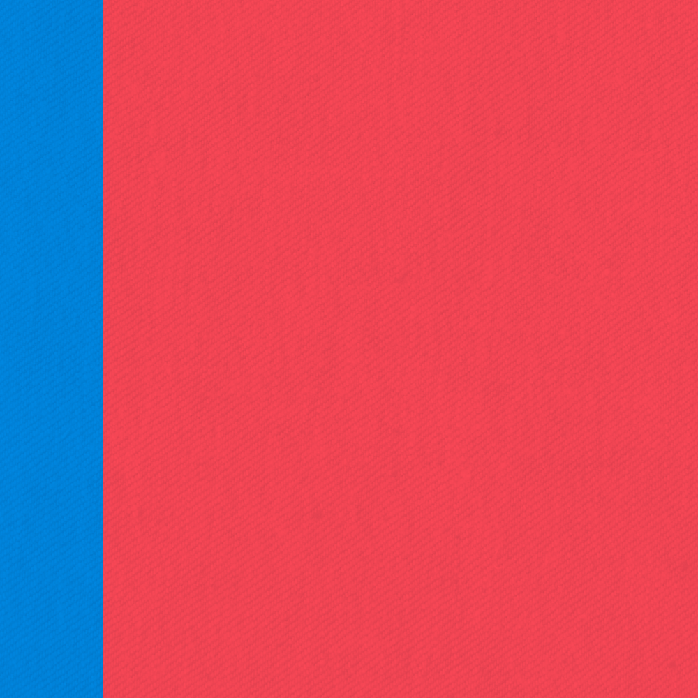 Rojo azul