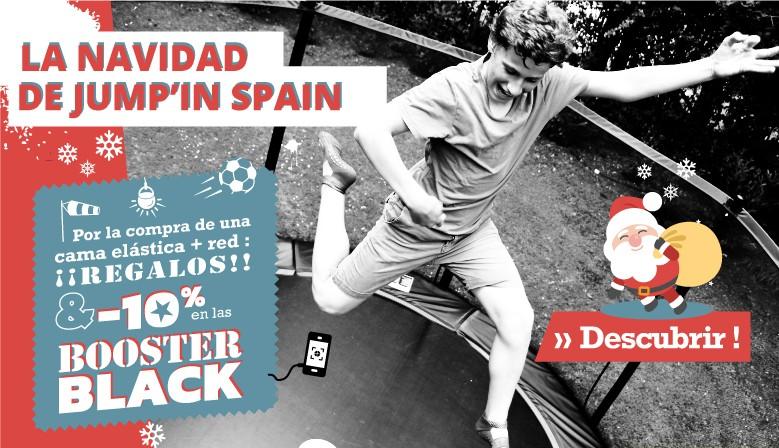 La Navidad de Jump'in Spain