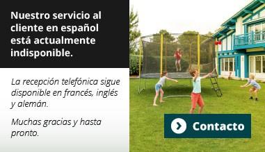 Nuestro servicio al cliente en español está actualmente indisponible.
