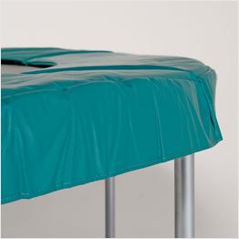 Detalle cojin de protección para el cama elástica