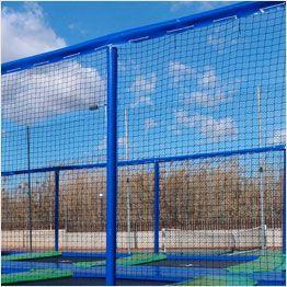 Filet de trampoline pour professionnels
