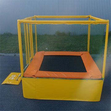 Trampolines professionnels Pro One