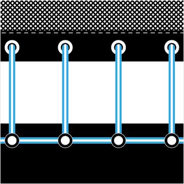 Lazada perpendicular