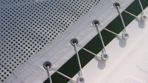 Guía de montaje de los trampolines multicascos
