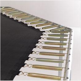 La innovación en el corazón del proceso de fabricación de camas elásticas