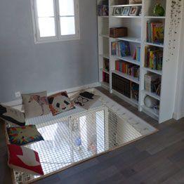 Creación de un espacio para niños