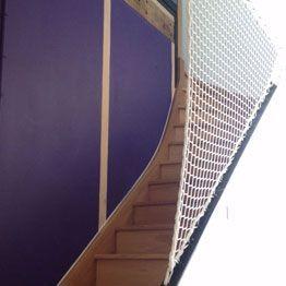 Seguridad de una escalera