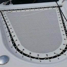 Trampolín en tejido técnico para multicascos Privilege